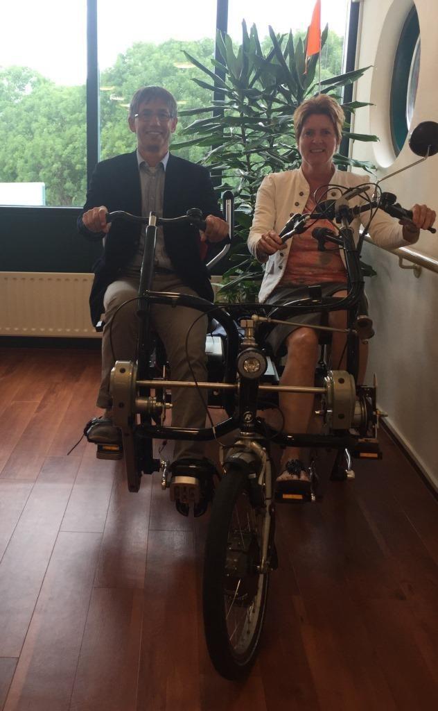Wim Sleew & Miranda van der Meer